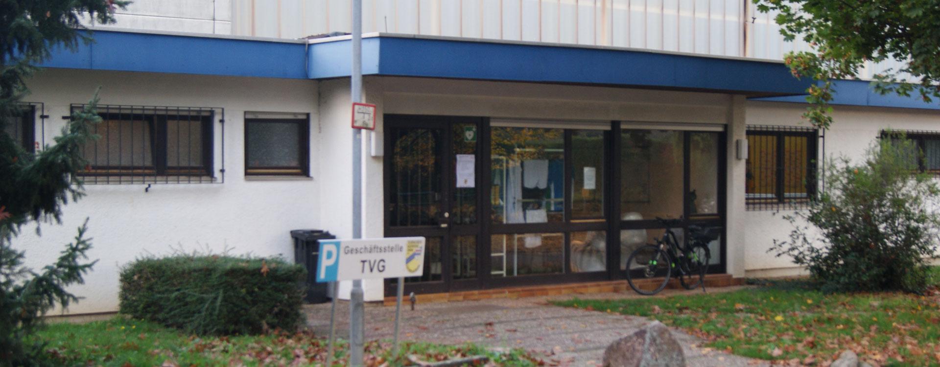 Tennishalle & Geschäftsstelle